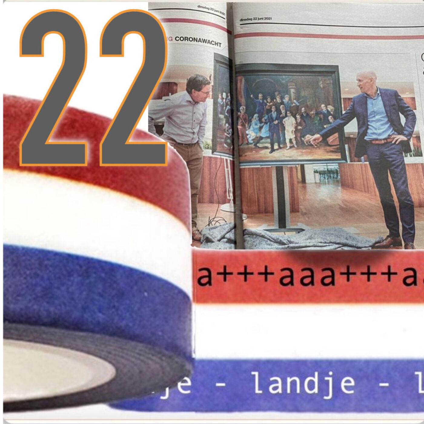 22 - Cocaïne is een gevaar voor Volksgezondheid, en andere verslavingen aan het Binnenhof (Nachtwacht editie)