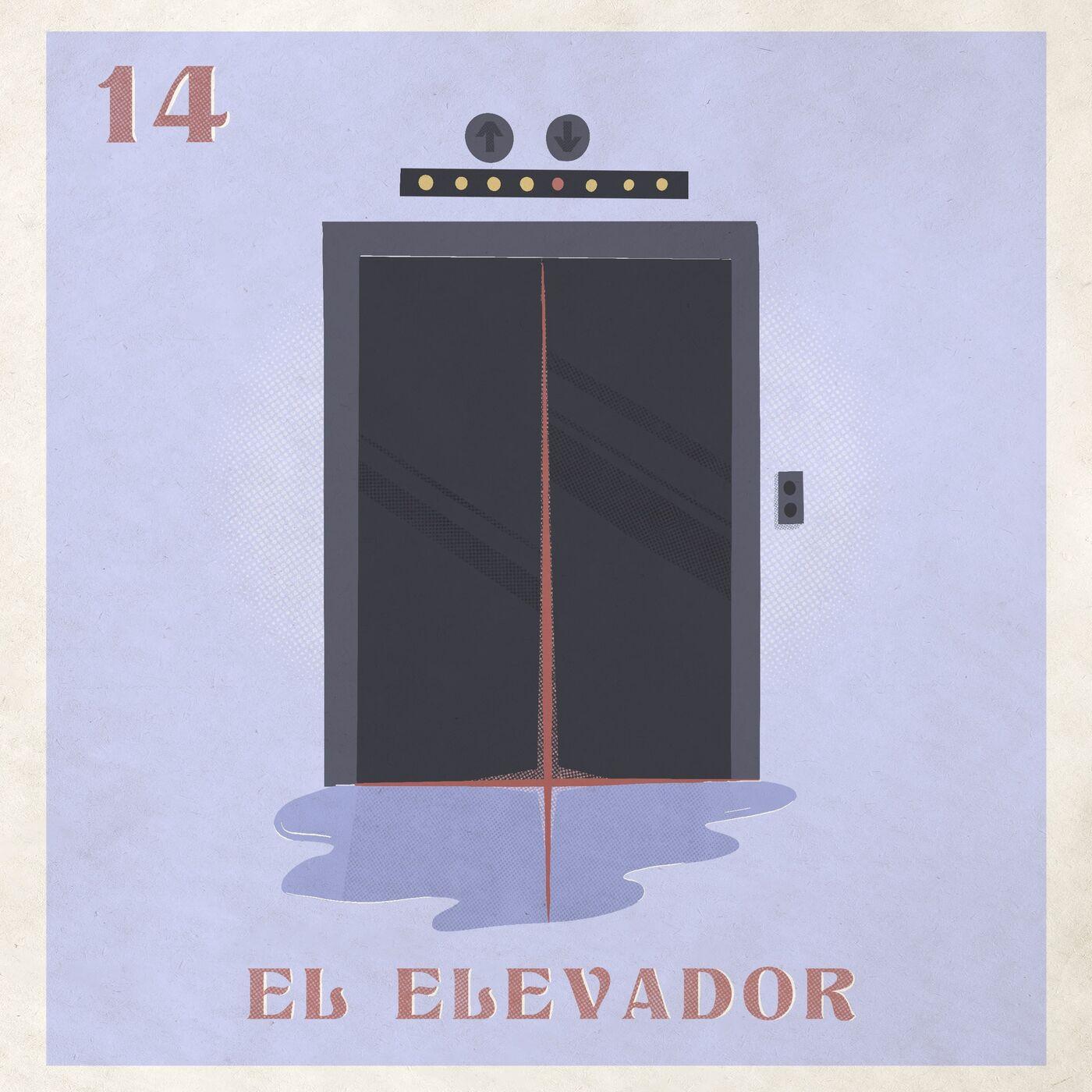 EL ELEVADOR: Elisa Lam, descenso al infierno, o ascenso a otra dimensión?