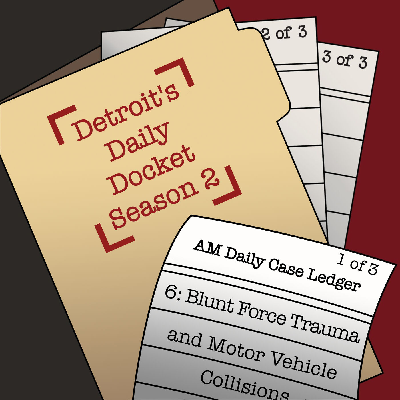 Blunt Force Trauma and Motor Vehicle Collisions