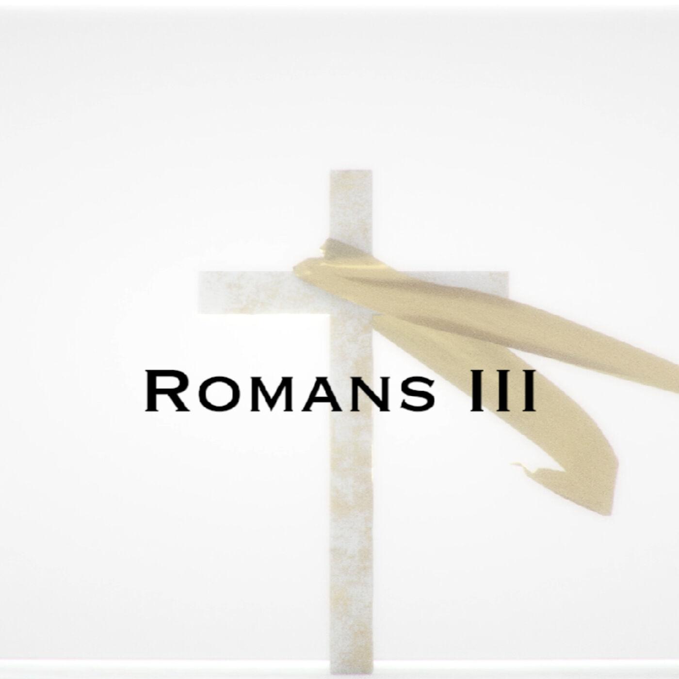 Romans 3:9-22 - Utterly Hopeless...But Now Hope-Filled
