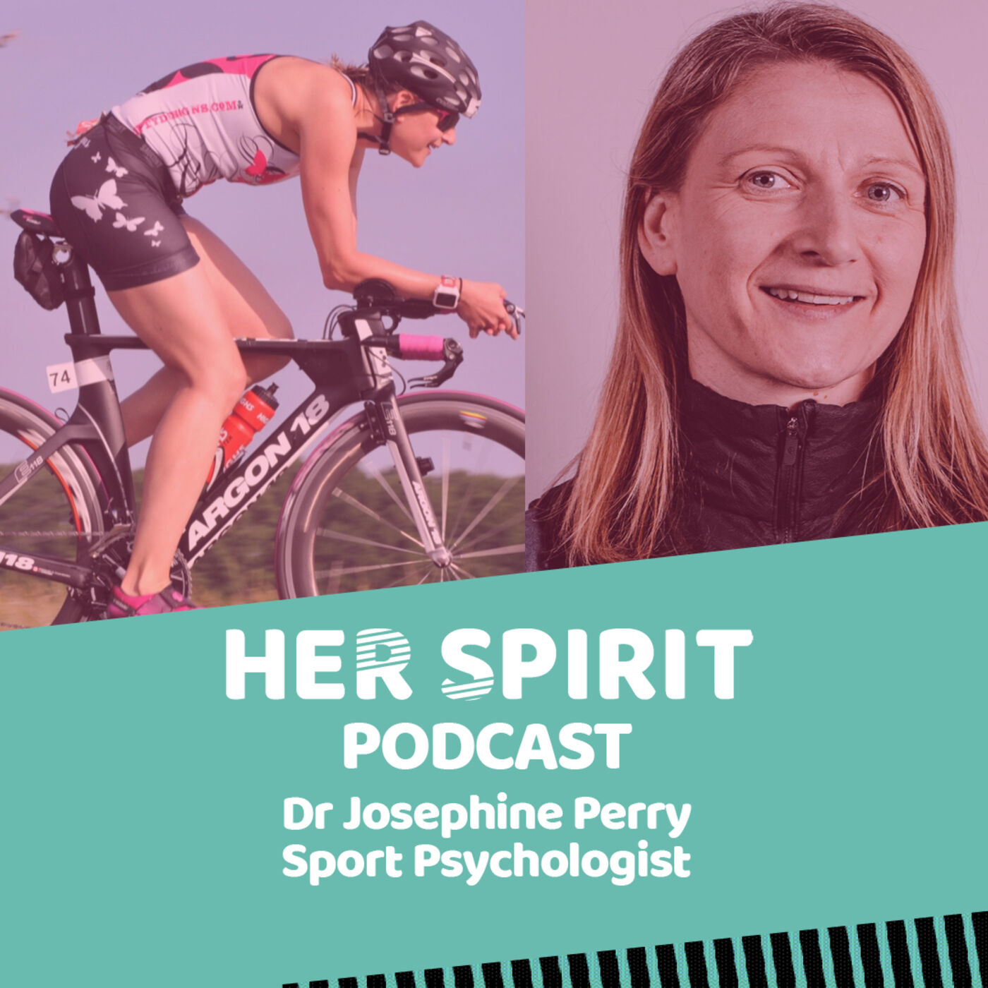 Dr Josie Perry talks to Annie and Louise about he power of the mind, finding your WHY, appreciating the journey and her 5 top tips for Your Best Year Yet.