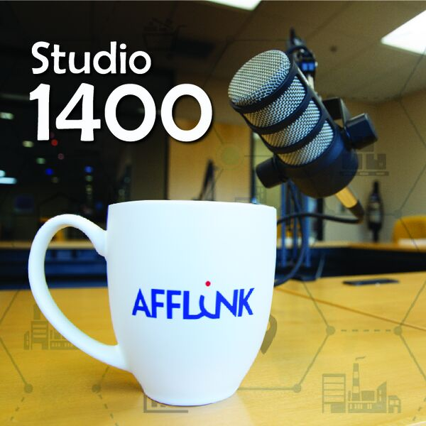 Studio 1400 Podcast Artwork Image