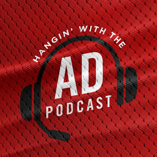 Hangin With The AD Podcast Podcast Artwork Image