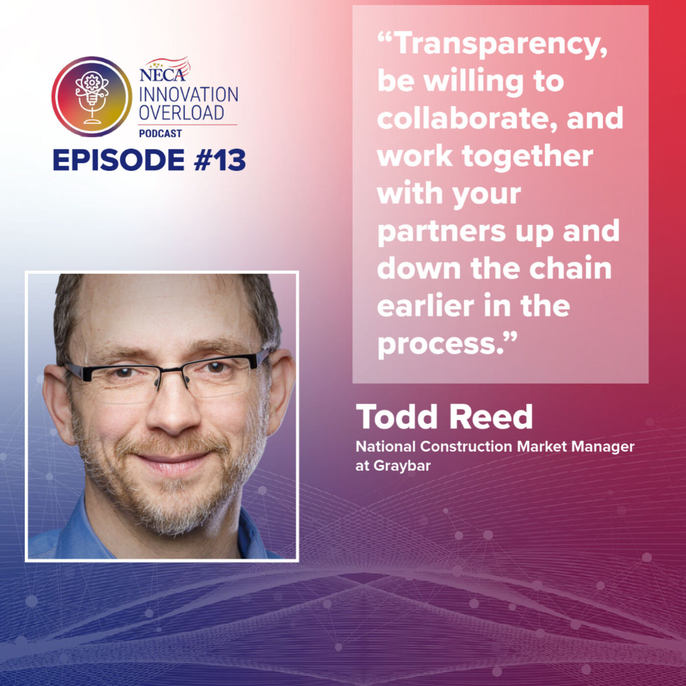 #13 - Todd Reed