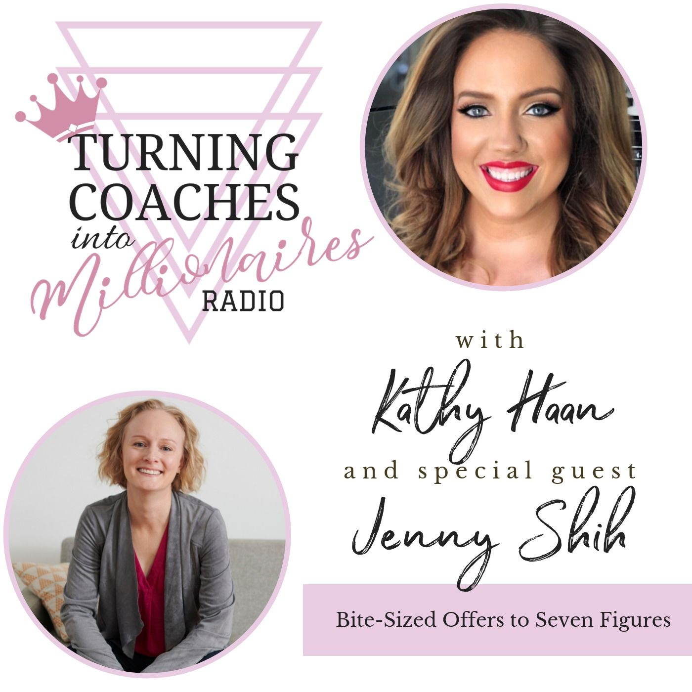 Bite-Sized Offers to Seven Figures with Jenny Shih