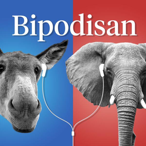 Bipodisan Podcast Artwork Image