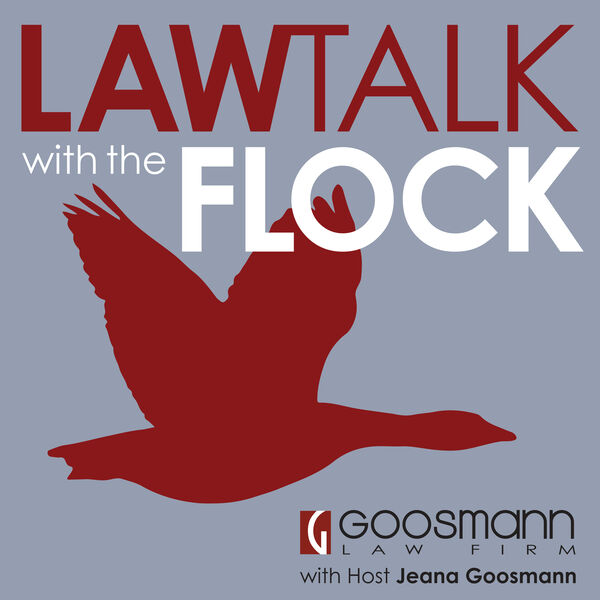 Law Talk with the Flock Podcast Artwork Image