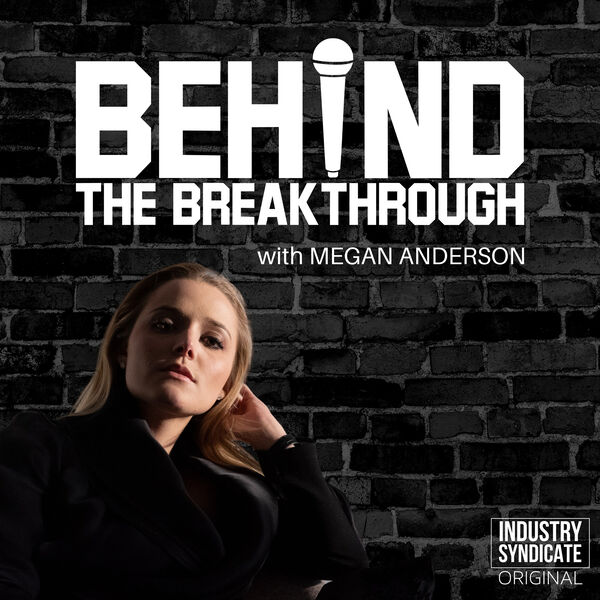 Behind the Breakthrough Podcast Artwork Image