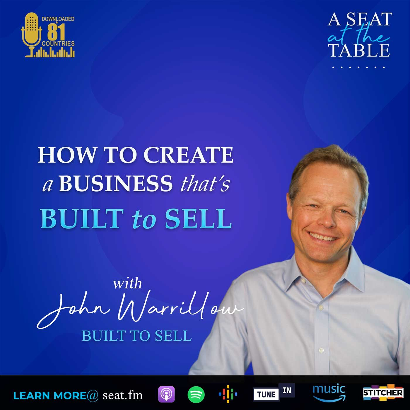 How to Create a Business That's Built to Sell