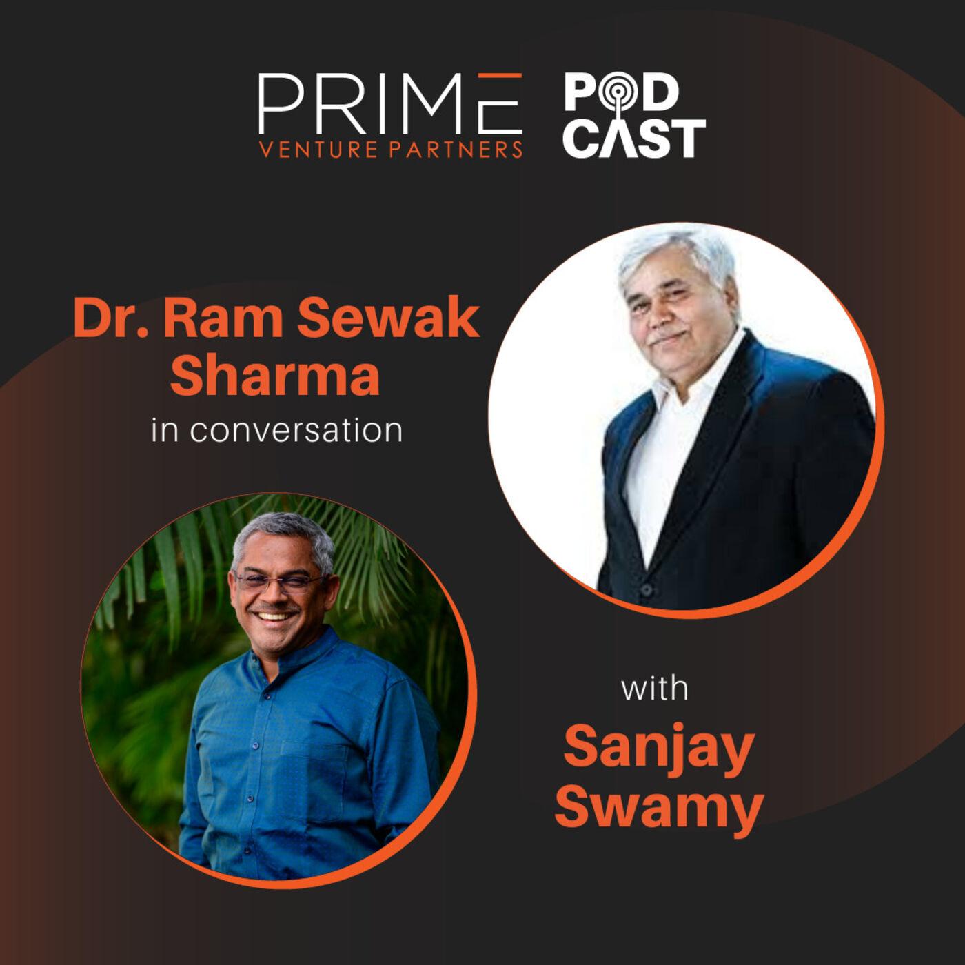 #56 The Aadhaar Story: Digitising Billion+ Identities with Dr. Ram Sewak Sharma Former Chairman, TRAI