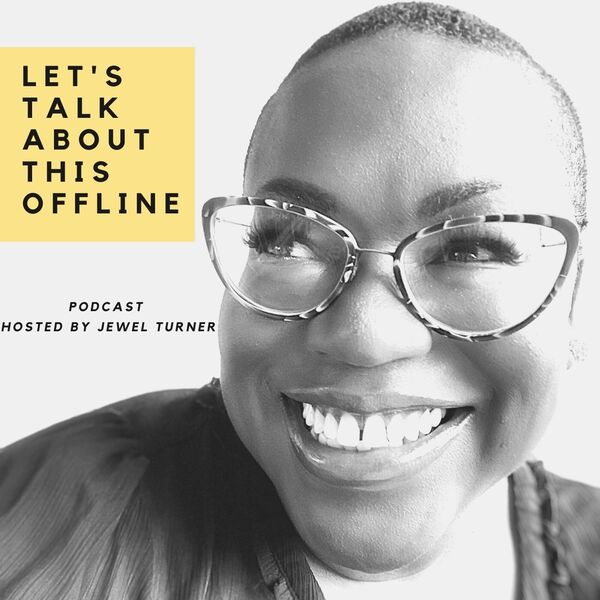 Let's Talk About This Offline Podcast Artwork Image