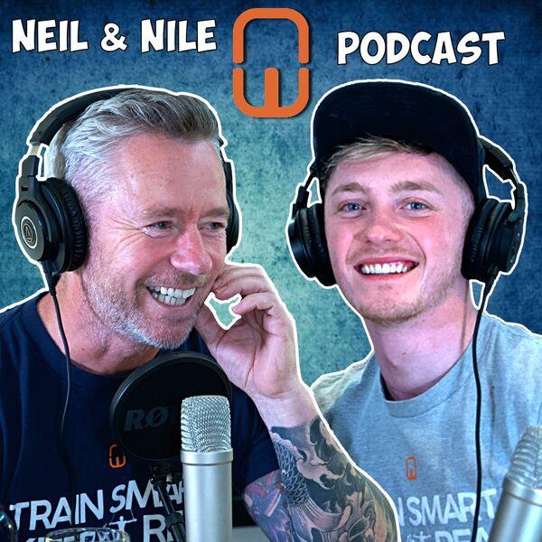 Neil & Nile Podcast Podcast Artwork Image