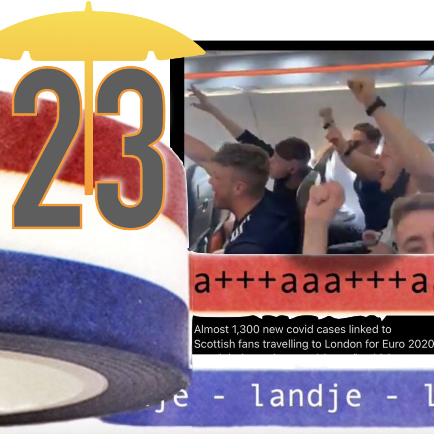 23 - Prik Afrika, niet onze pubers: want omdat het kabinet op vakantie wil, zit jij na de vakantie weer thuis een dvd te kijken