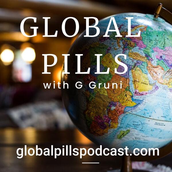 GLOBAL PILLS  Podcast Artwork Image