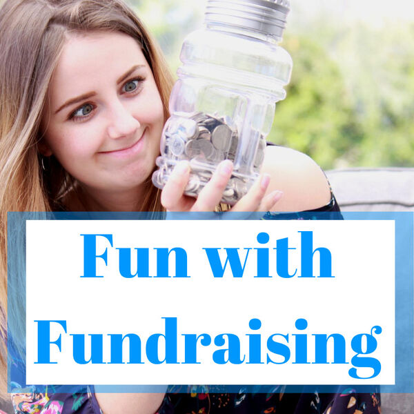 Fun with Fundraising Podcast Artwork Image