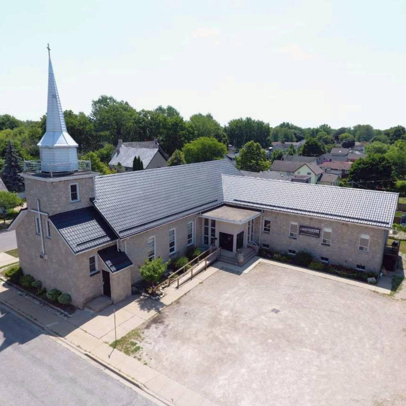 Lighthouse Amherstburg's weekly sermon podcast
