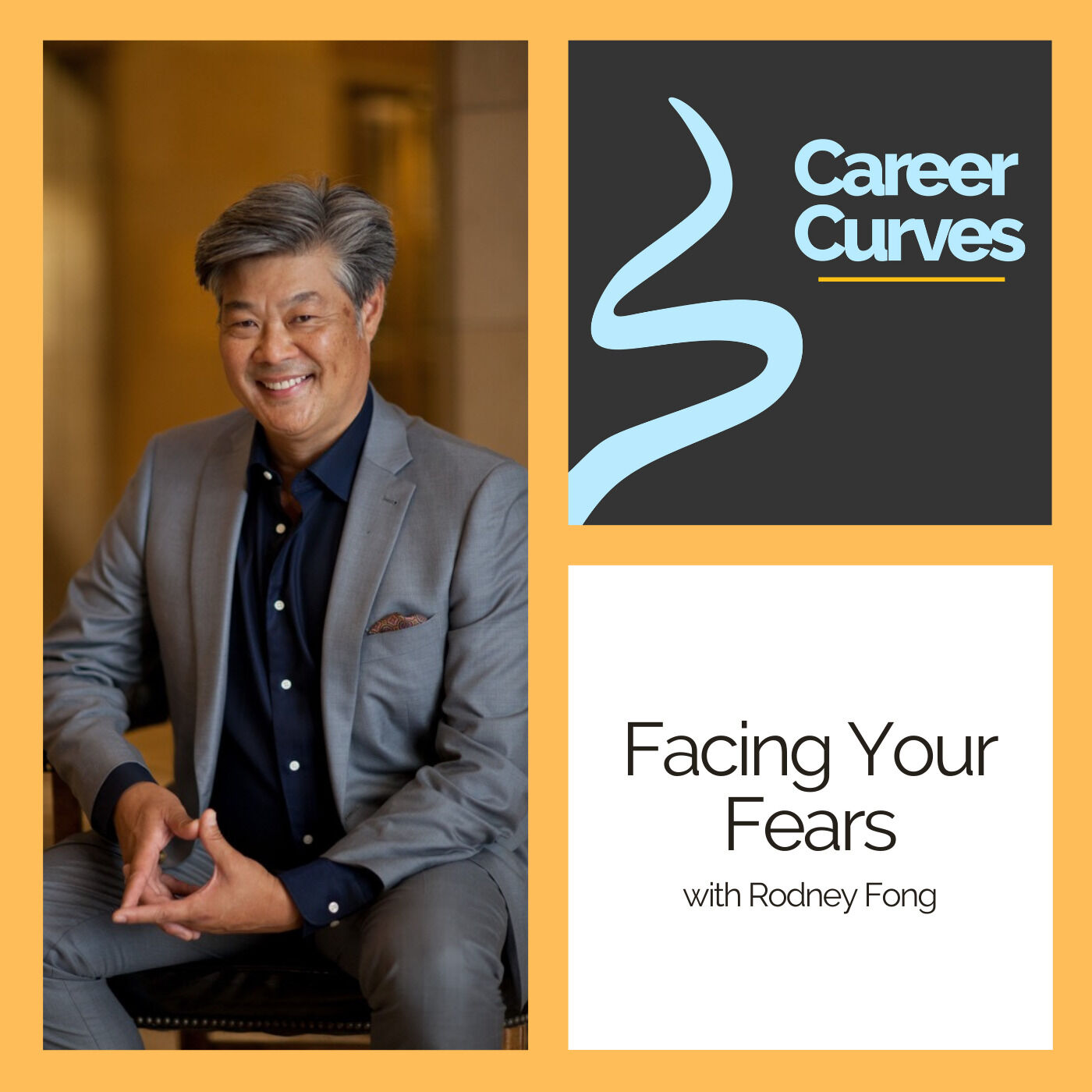 Facing Your Fears with Rodney Fong