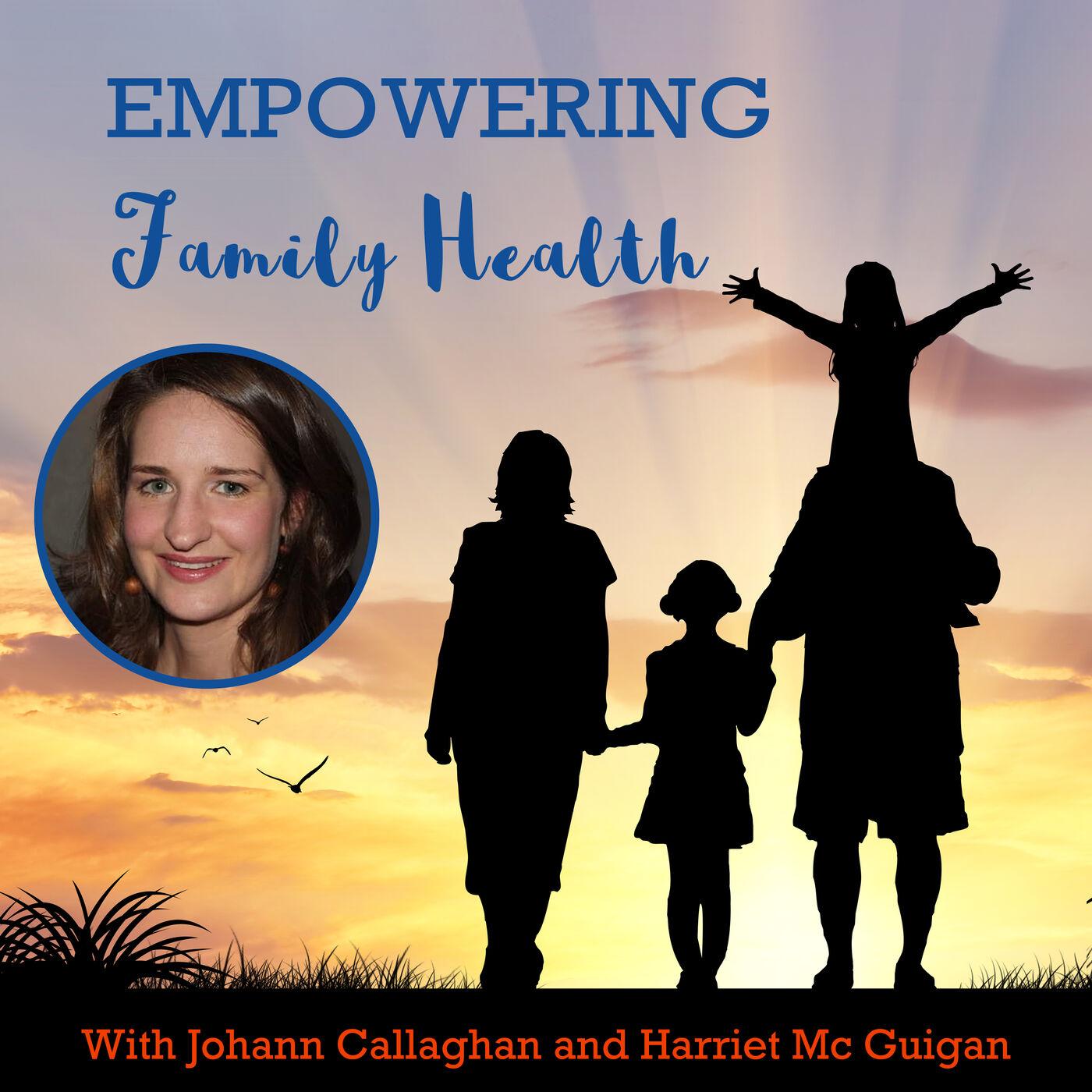 Ep#33 From Fear To Abundance Mindset | Harriet Mc Guigan