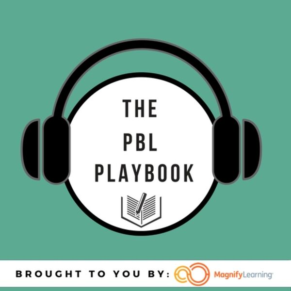 The PBL Playbook Podcast Artwork Image