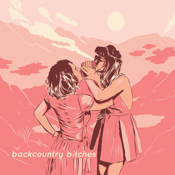 Backcountry Bitches Podcast Artwork Image