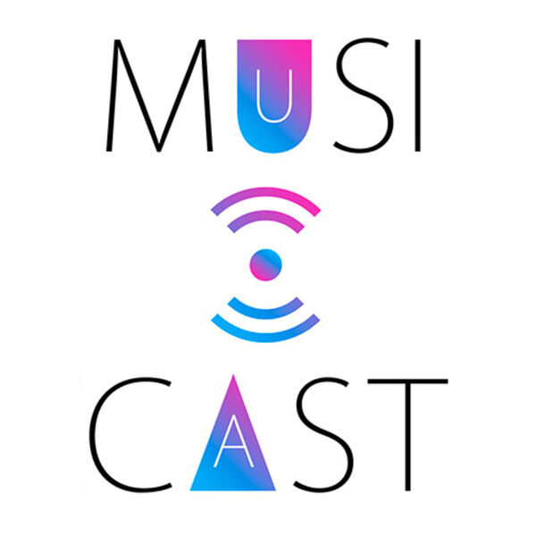 MUSI-CAST Podcast Artwork Image