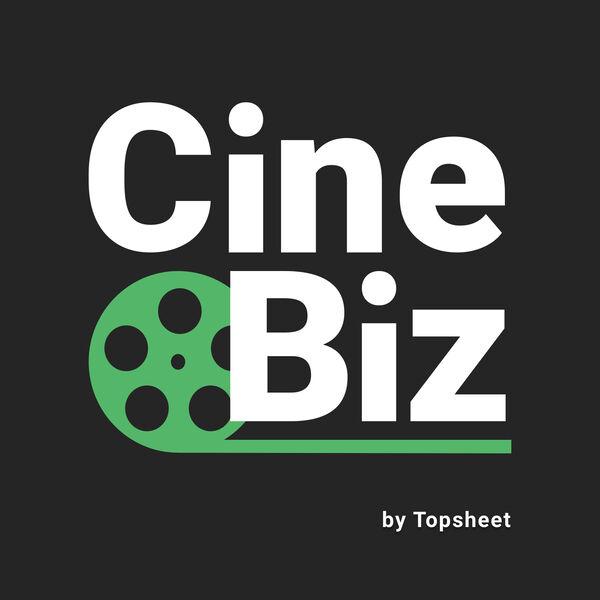 CineBiz by Topsheet Podcast Artwork Image