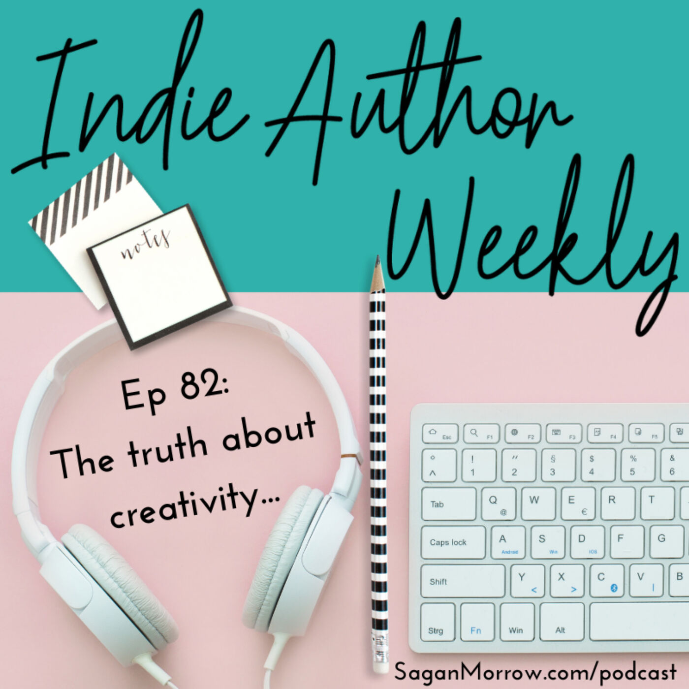 082: The truth about creativity that every writer needs to hear