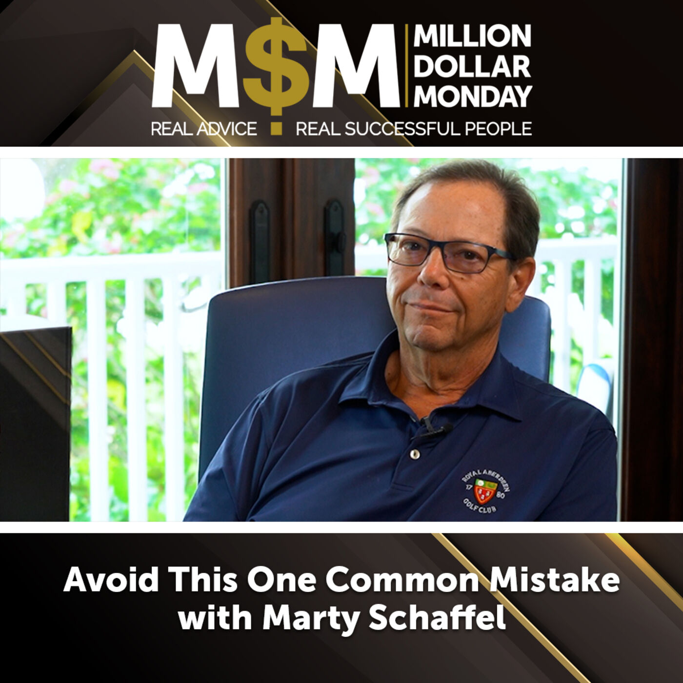 Avoid This One Common Mistake with Marty Schaffel