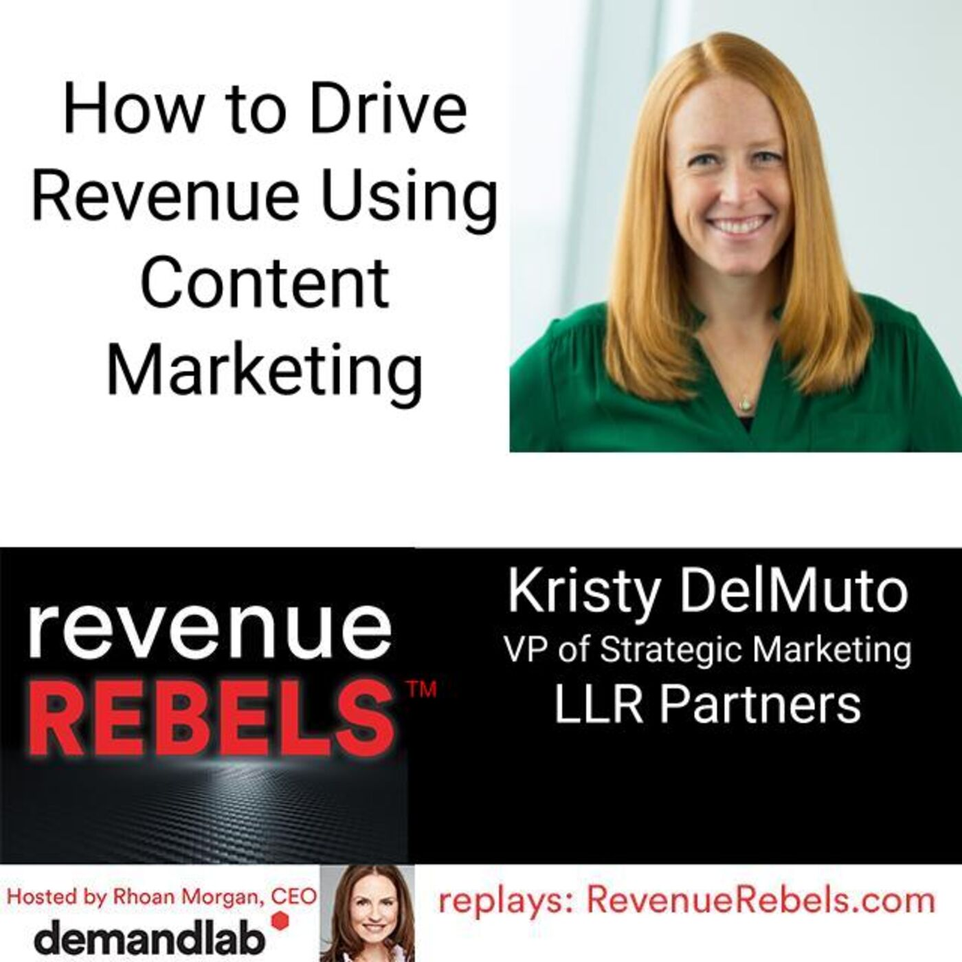 How to Drive Revenue Using Content Marketing
