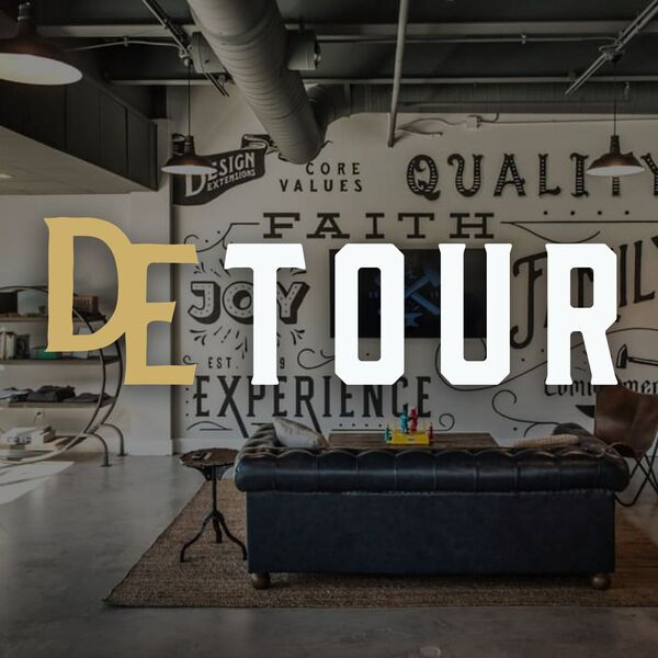 DEtour Podcast Artwork Image