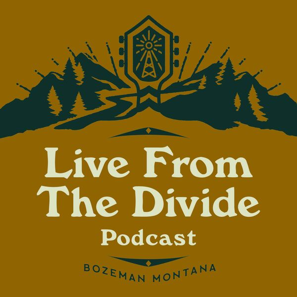 Live From The Divide Podcast Podcast Artwork Image