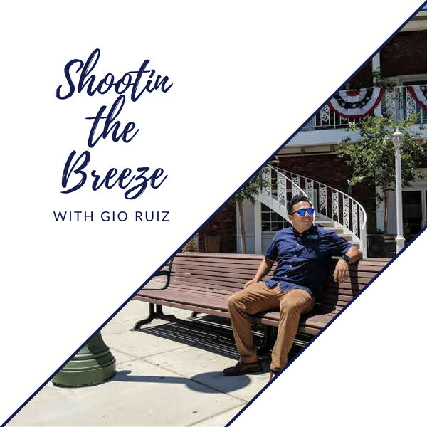 Shootin the Breeze Podcast Podcast Artwork Image