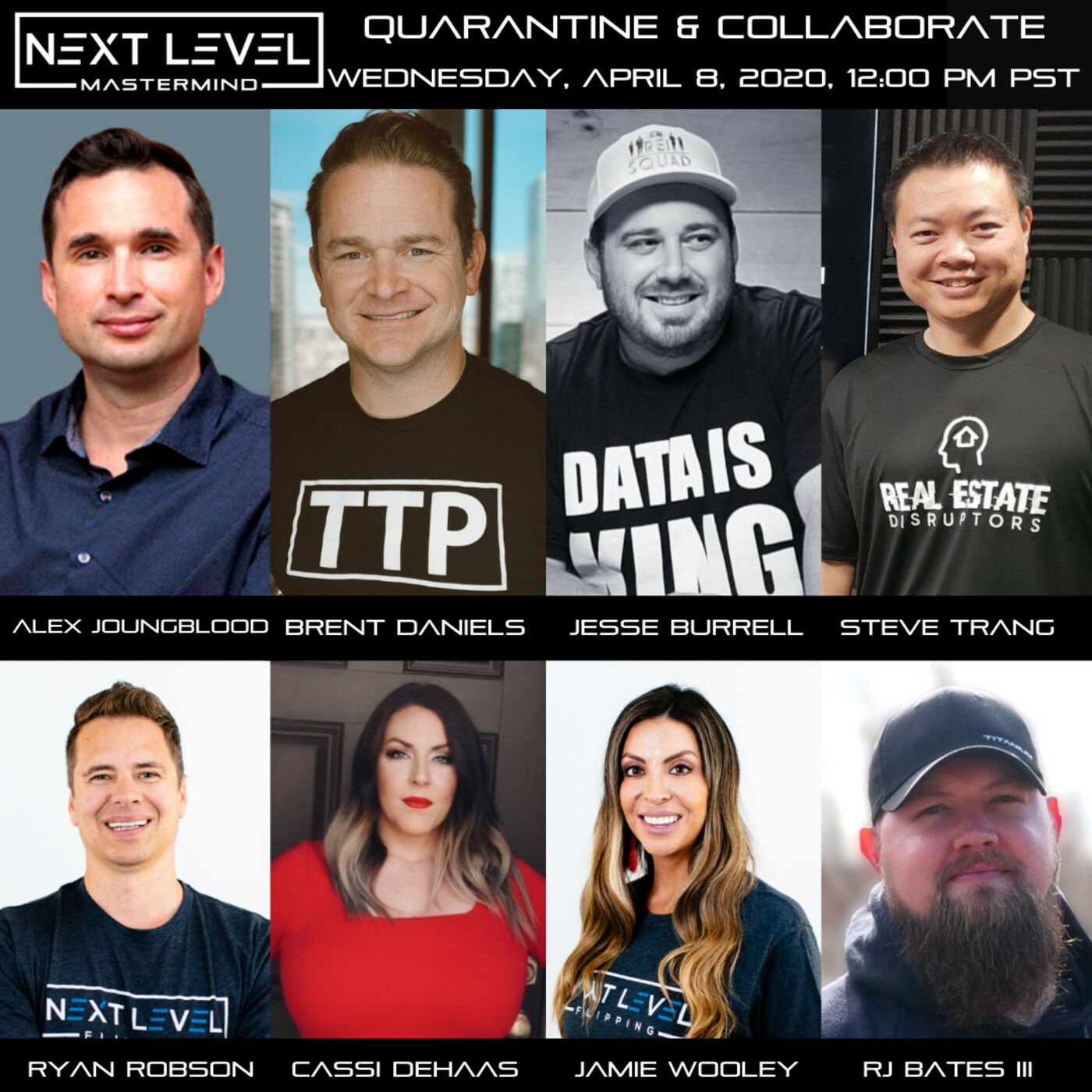 Quarantine & Collaborate