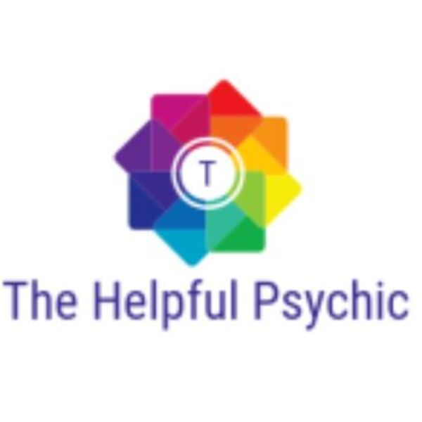 The Helpful Psychic Podcast Artwork Image