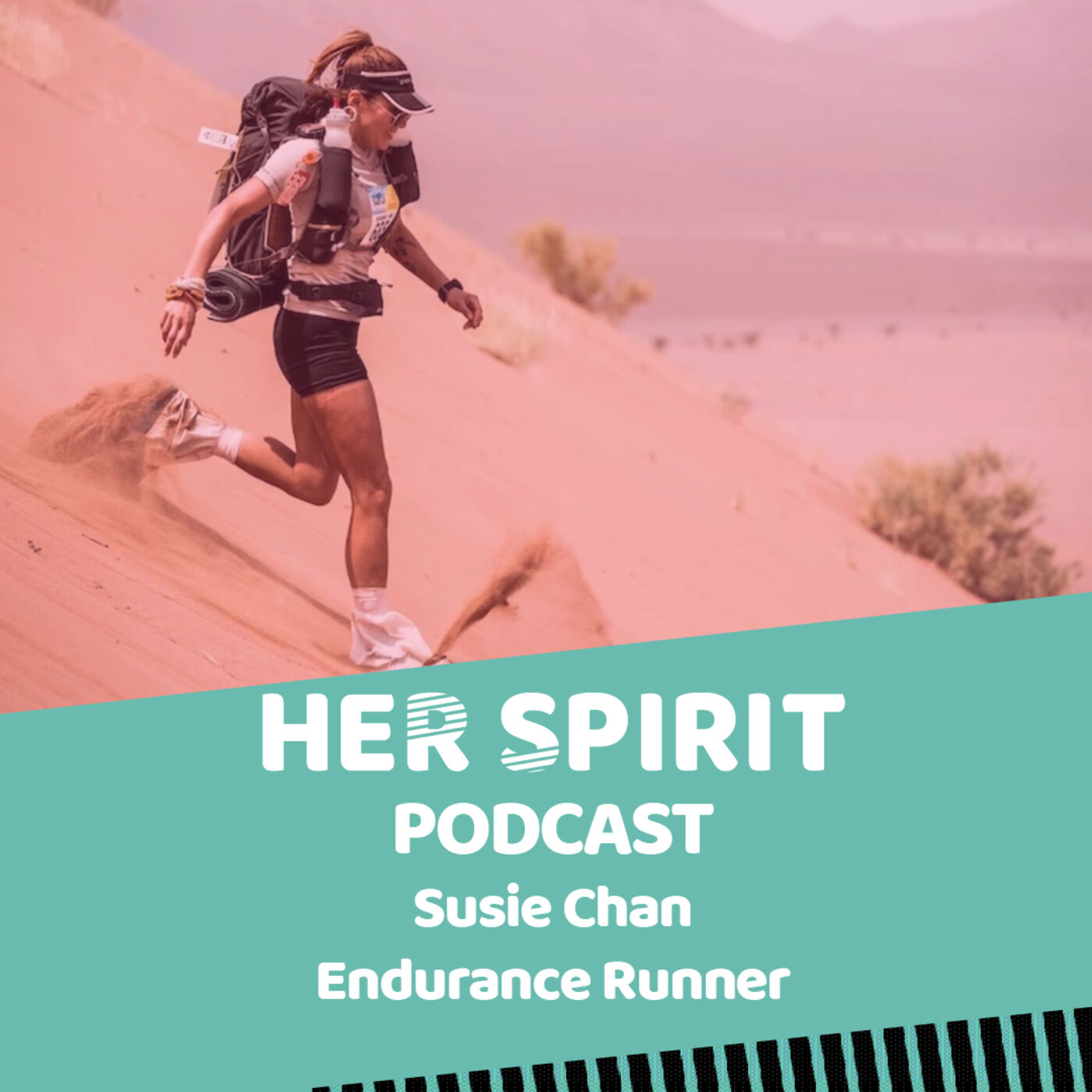 Endurance runner Susie Chan talks to Annie and Louise about her love of running, overcoming thyroid Cancer and her advice for every woman to have her best year yet.