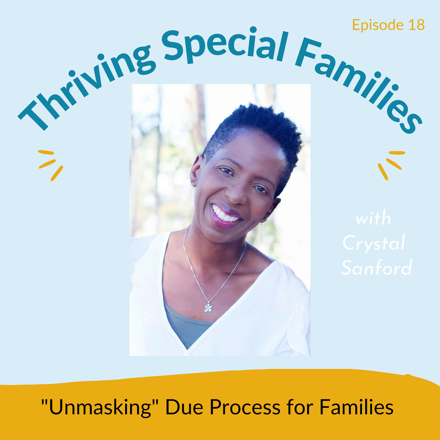 """""""Unmasking"""" Due Process for Families"""