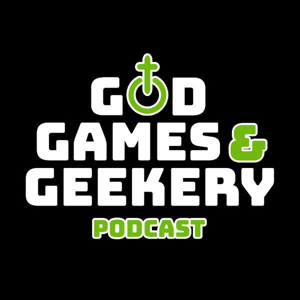 God, Games & Geekery Podcast Artwork Image
