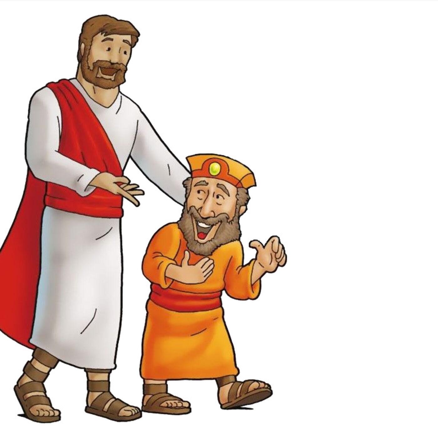 Lies About Zacchaeus