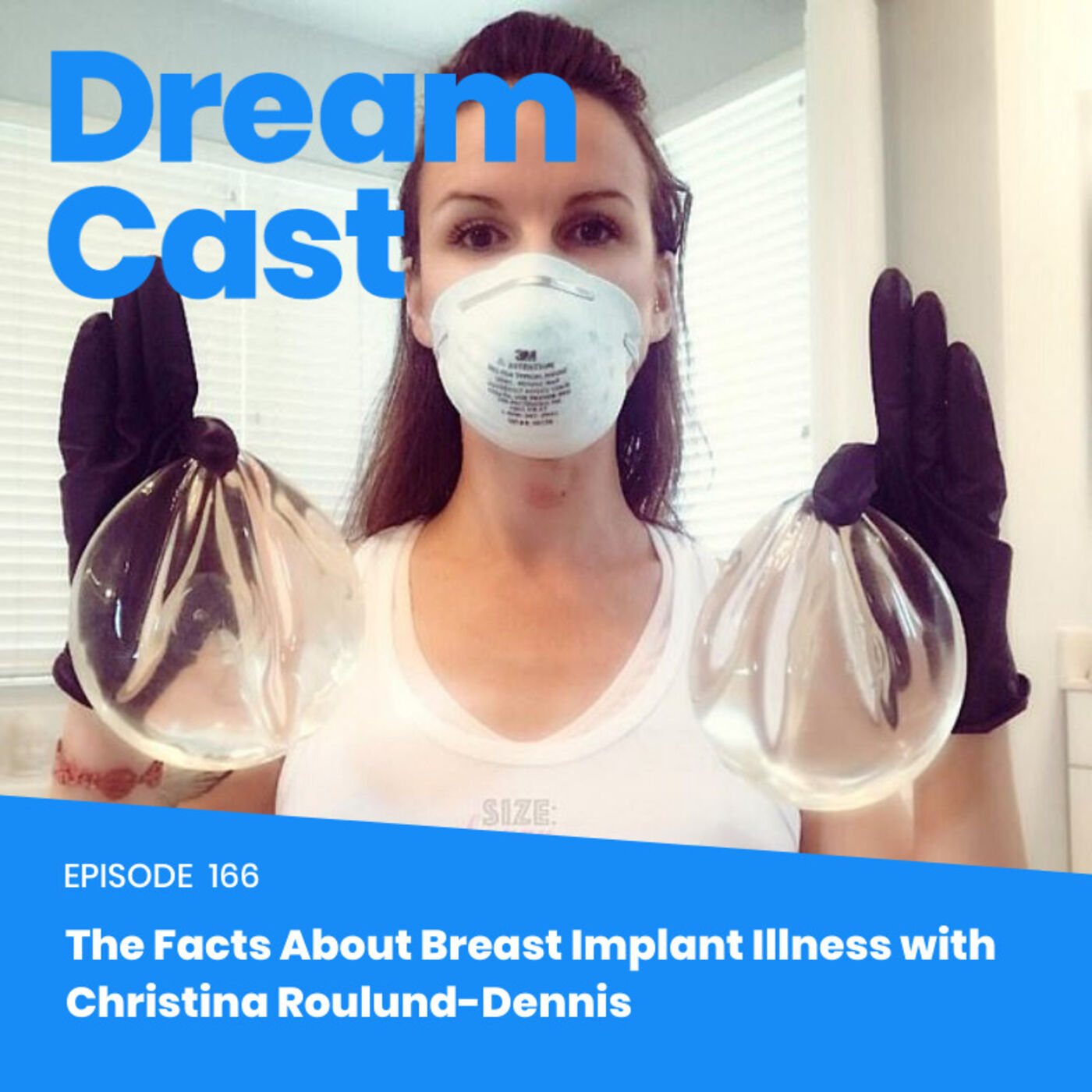 Episode 168 – The Facts About Breast Implant Illness with Christina Roulund-Dennis