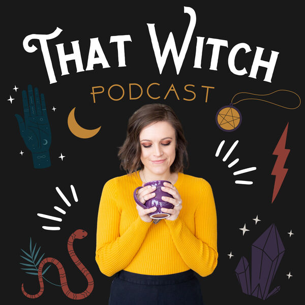 That Witch Podcast Podcast Artwork Image