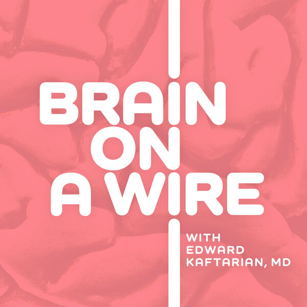 Brain on a Wire: A CyberPsychiatry Podcast Podcast Artwork Image