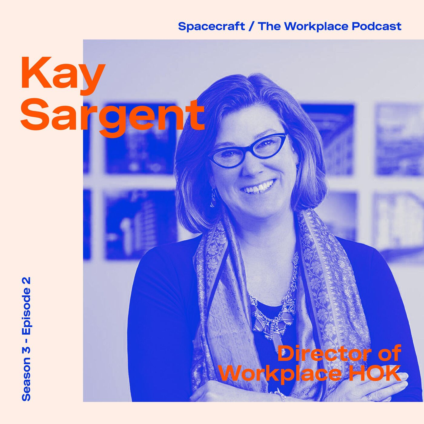 Kay Sargent — Covid is impacting building culture, mentoring, ideating, growing and connecting.