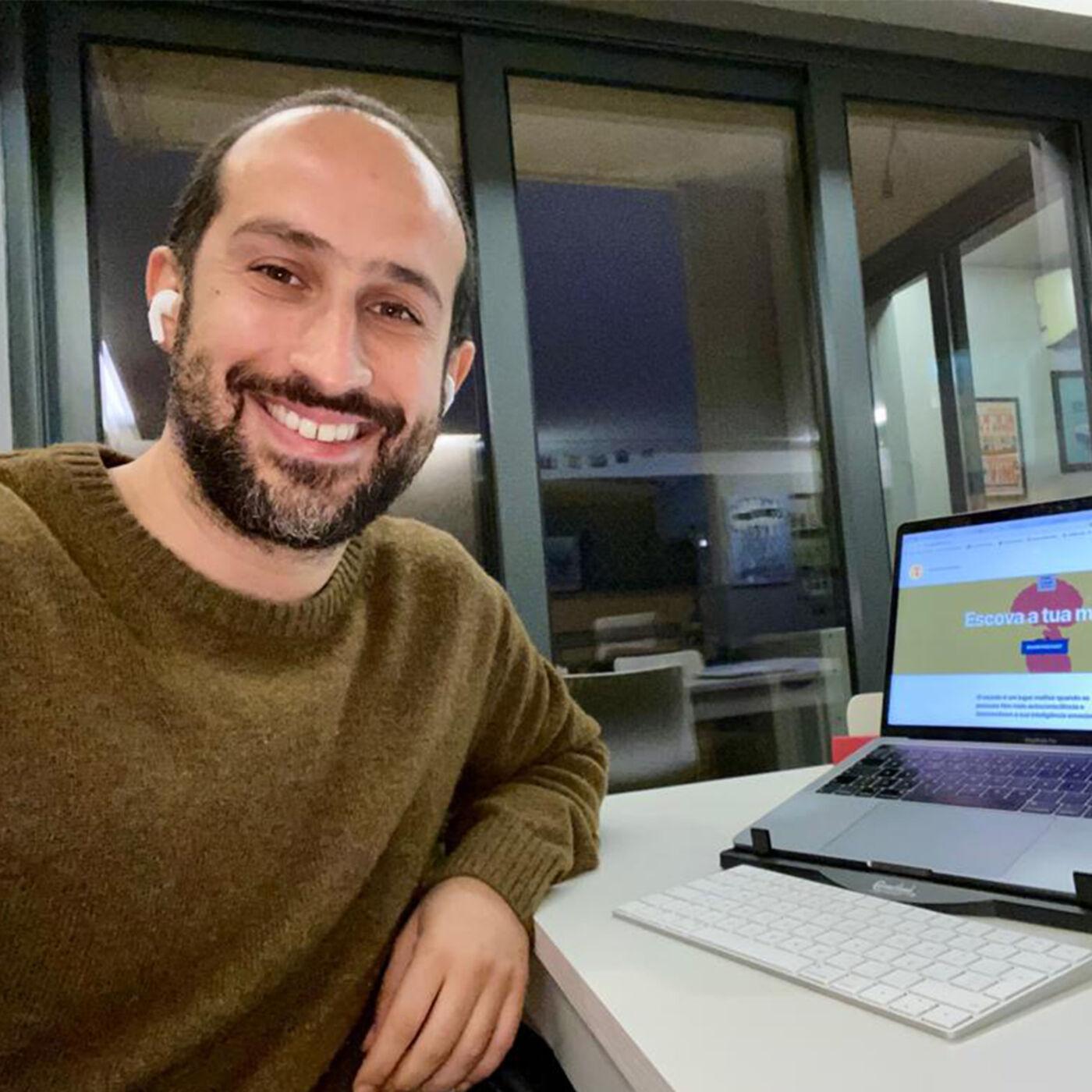 53º Como tirar ideias do papel? Com Tiago Sequeira, Co-Fundador da Agência de Marketing Vitamina