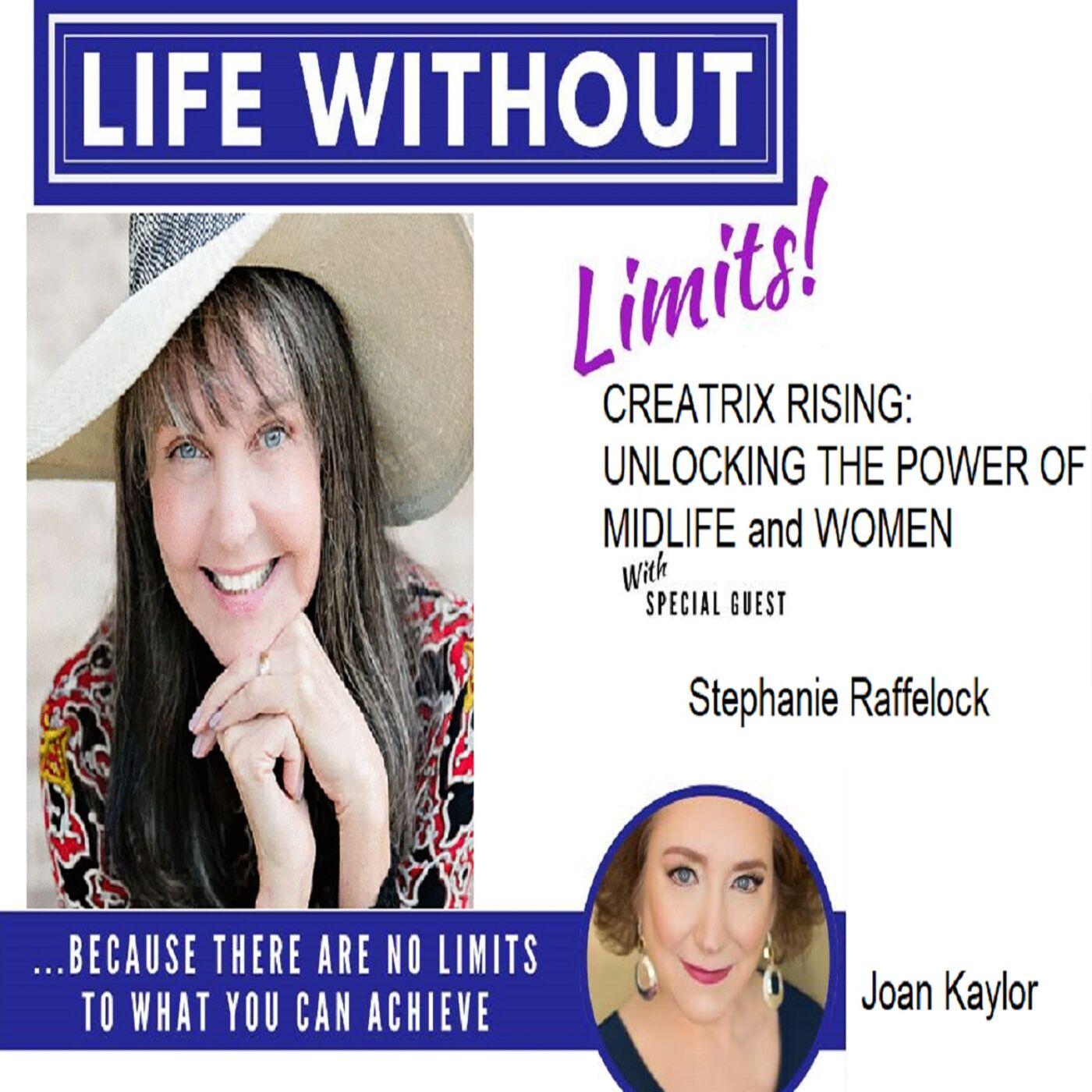 CREATRIX RISING: UNLOCKING THE POWER OF #MIDLIFE and #WOMEN