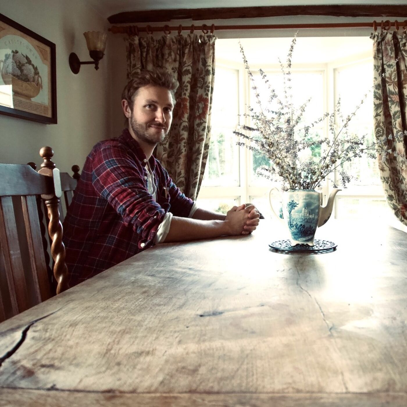 Lunching on the landscape – foraging with Tobyn Excell and Sæl Projects