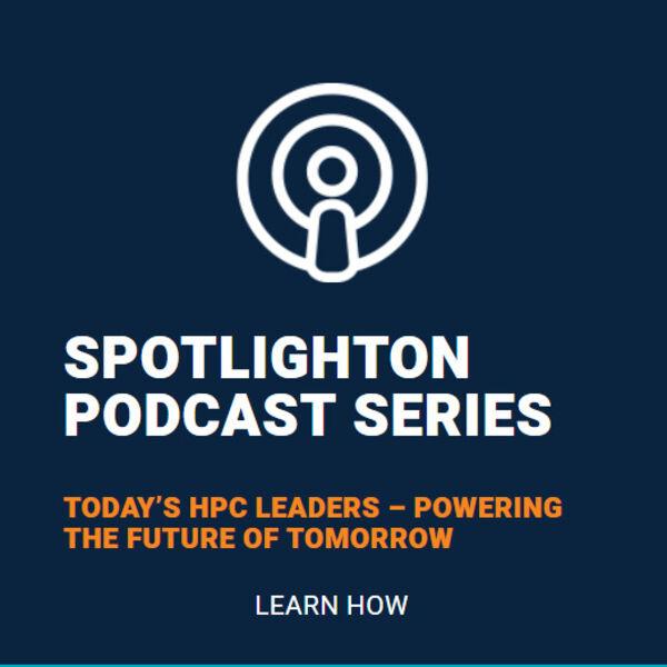 Bright Computing Spotlight ON Podcast Artwork Image