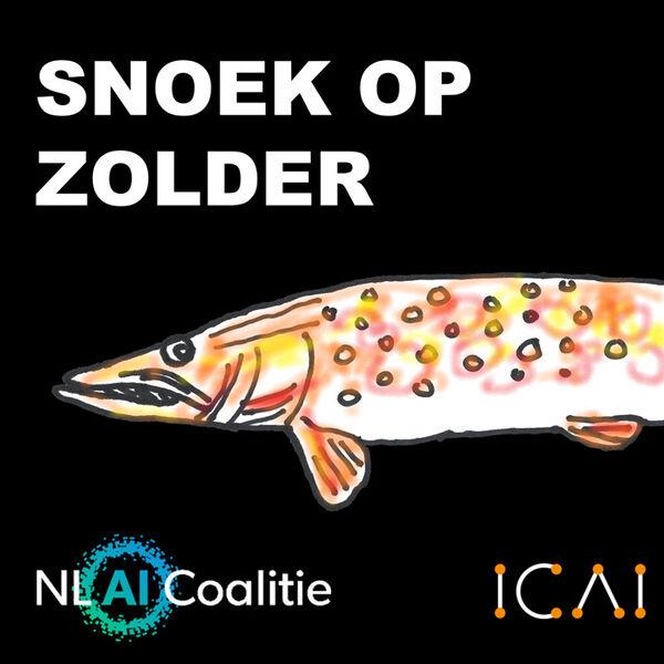 Snoek op Zolder Podcast Artwork Image