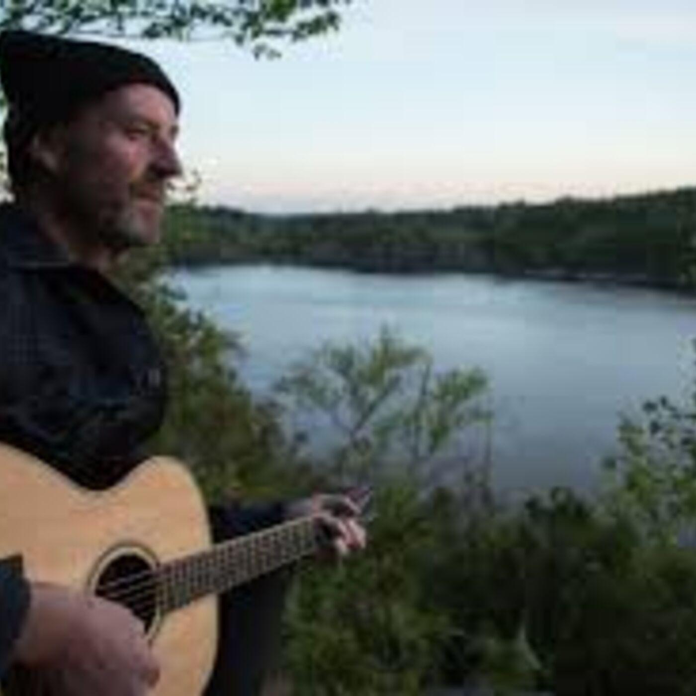 Episode 115: Pt. 2 New Brunswick singer-songwriter Brent Mason