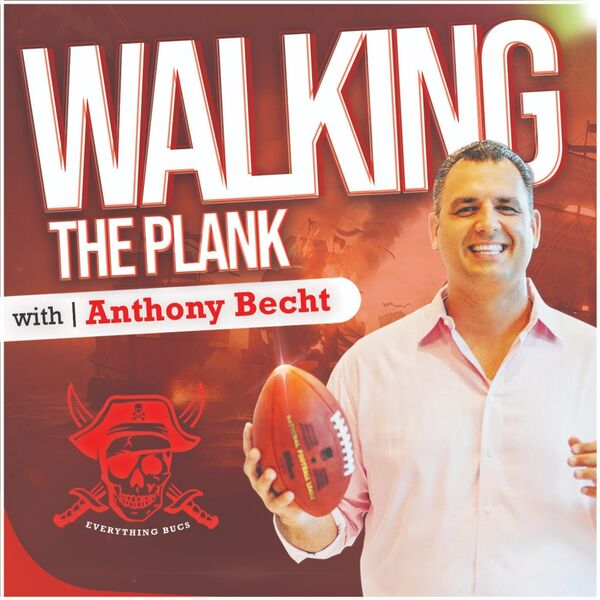 Walking the Plank Podcast w/ Anthony Becht Podcast Artwork Image