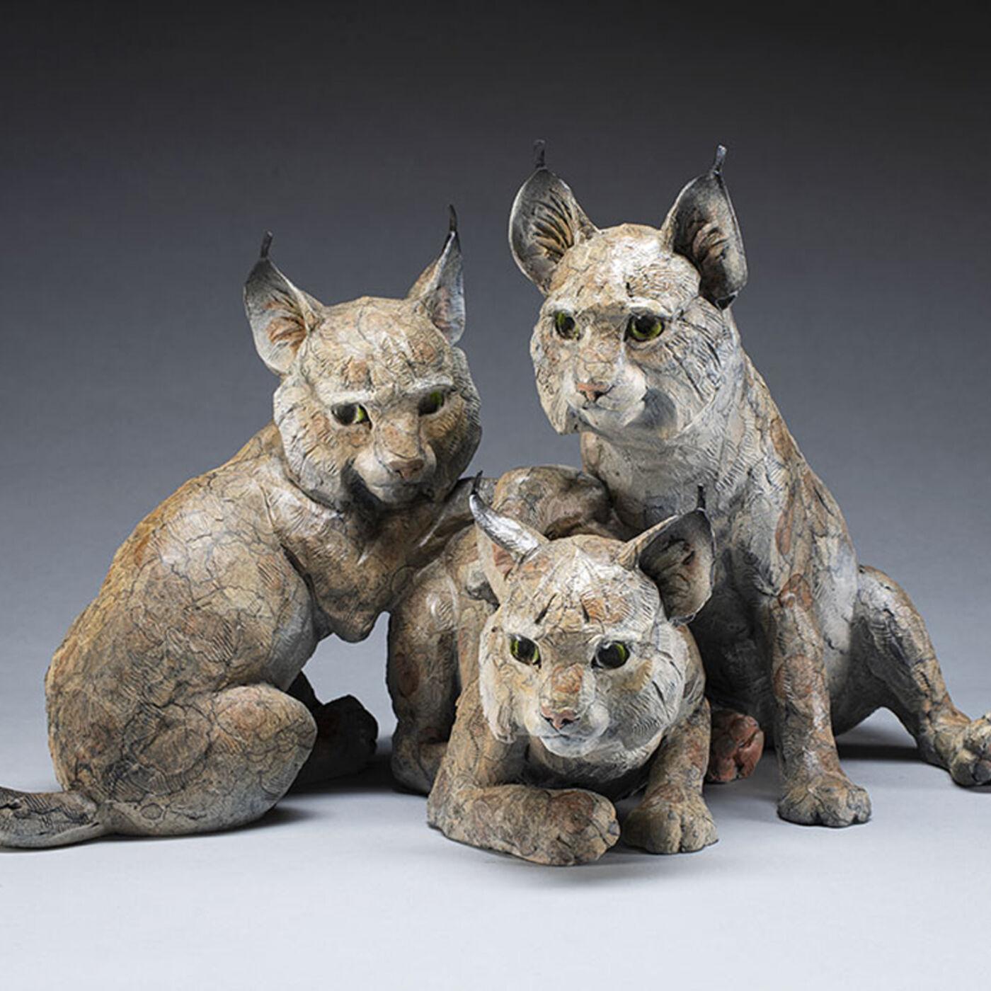 Star Liana York (Part TWO): Western/Wildlife/Equine Sculptor - Epi. 142, Host Dr. Mark Sublette